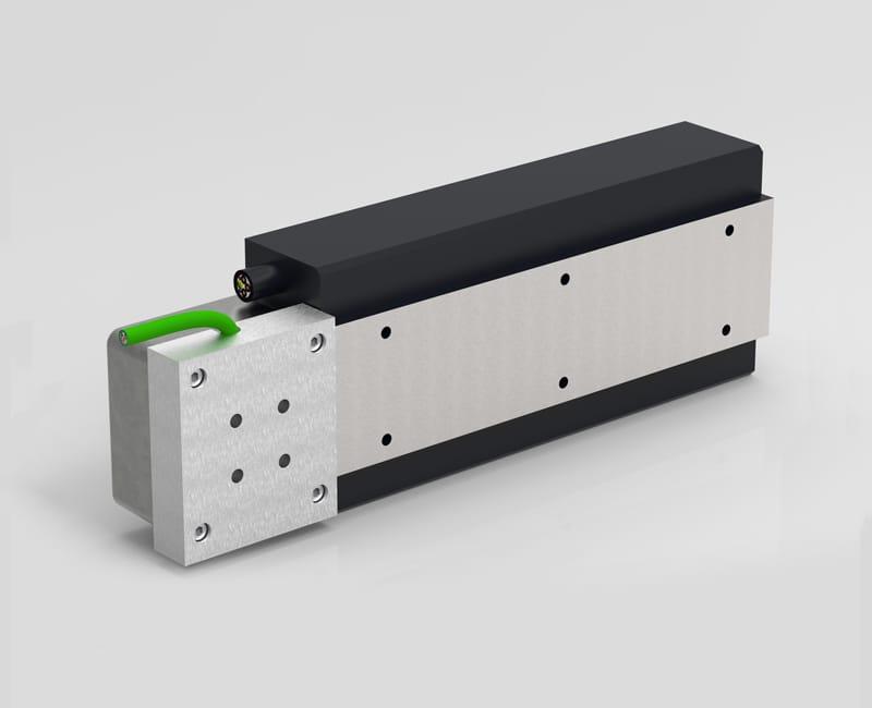Il sistema di misura della posizione integrato nei motori lineari