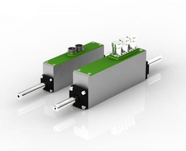 Motore Lineare Miniaturizzato Integrato